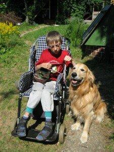 Канистерапия - лечение при помощи собак